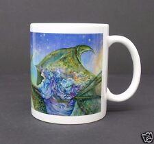 Decorative Coffee Tea Mug Cup Dragonship Josephine Wall Artwork New