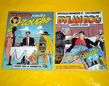 DYLAN DOG SPECIALE N.8 + Albetto GROUCHO 1994 Bonelli ♦♦♦♦ DISCRETO