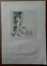 RODOLFO MARTINI - 1 SERIGRAFIA 50x70 - Nudo di Donna