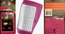 Nike $20 Evo Control Football Qb PlayCoach 2 Window Wristband pink New