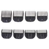 Hair Clipper Limit Comb Attachment Size Replacement 9/7/5/3/3.6/2.5/1.5/1.2mm US