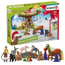 Schleich 2020 Farm World Advent Calendar with Figures and Accessories