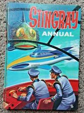 Stingray Annual 1965 1st Hardback Book Unclipped Gerry Anderson