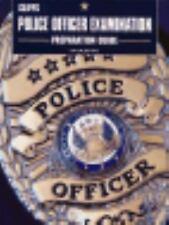 CliffsTestPreparation: Police Officer Examination Preparation Guide by Cliffs...