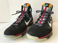 sports shoes 56b80 45239 Nike Hyperize OG Black White Red 367173 011 Sz 12