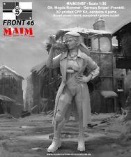 MAiM 1/35 German Sniper Olt. Magda Rommel