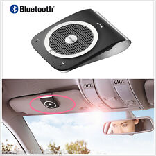 Smart Wireless Bluetooth Handsfree Speaker Sun Visor Car Kit Clip Drive & Talk