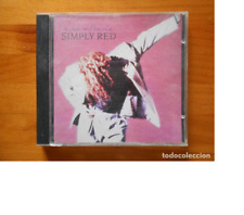 CD SIMPLY RED - A NEW FLAME (AX)