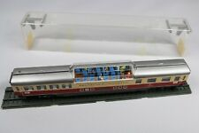 Z636 Röwa 3150 1:87 voiture voyageur panorama DB 1 Cl Deutsche Bundesbahn train