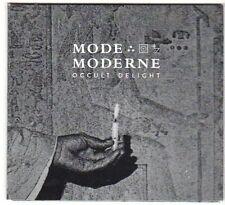 (EV150) Mode Moderne, Occult Delight - 2014 CD