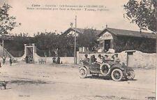 """-Carte Postale ancienne Sète ( Hérault) Corniche Restaurant des """" Charmilles """""""