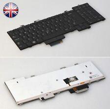Teclado Notebook teclado DELL Precision M6400 M6500 0d126r INGLÉS UK #347