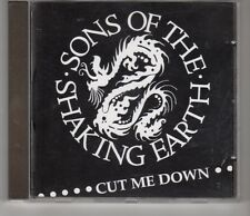 (HI971) Sons Of The Shaking Earth, Cut Me Down - CD