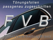 Tönungsfolie 3D-Passform blau-verspiegelt Honda Civic VI Fastback 5-türer