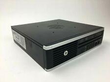 Hp Compaq Elite 8200 Usdt Intel Core i3-2100 3.10Ghz 4Gb Ram No Hdd No Os w/ Gpu