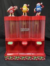 M&M's Triple Christmas Dispenser 2008 Sweet n Fun L23111MY