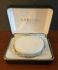 Sabona Lady Executive Pink Ribbon Magnetic Bracelet Medium