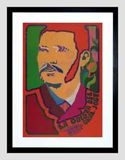 PROPAGANDA REVOLUTION ODYSSEY GENERAL JOSE CUBA FRAMED ART PRINT MOUNT B12X4599