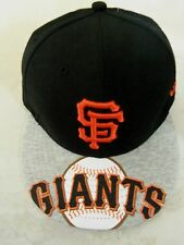 New Era 59FIFTY SF GIANTS BASEBALLHat/Cap Official NFL Size 7 1/8 (56.8cm) COOL!