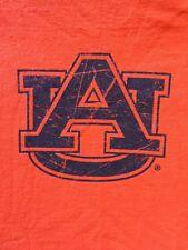 XL orange AUBURN UNIVERSITY t-shirt by MV SPORT
