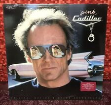 "1989 ""Pink Cadillac"" Motion Picture Soundtrack Warner Bros 1-25922 LP (Sealed)"
