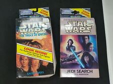 Star Wars Micro Machines The Truce at Bakura & Jedi Academy Trilogy Jedi Search