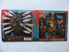 CD Album robert plant mIGHTY REARRANGER SANDP356 Special edition + Single promo