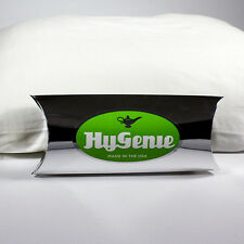 Hygenie Acne Fighting Silver Ionic Pillowcase - Standard Size, White