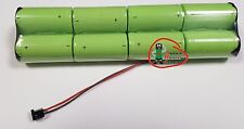 Senderakku für Graupner Sub-C 3000mAh 9,6V NiMh kompatibel 8NH-3000CS Senderakku