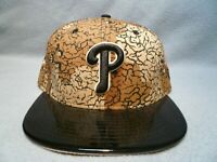 New Era 59fifty Philadelphia Phillies Camo Sz 7 1/8 BRAND NEW Fitted cap hat MLB