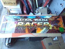 sega pod racer big screen arcade plexi marquee