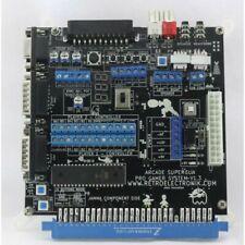 Pack Arcade Supergun ProGamer Retroelectronik + 2 adaptateurs Psx + pad