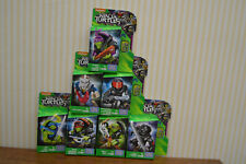Mega-Bloks Teenage Mutant Ninja Turtles Einzelfiguren 7 Stück  NEU&OVP  DPW17