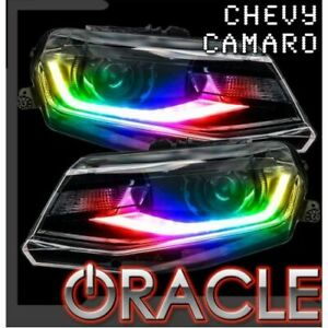 Oracle Lights 3982-332 Dynamic ColorSHIFT Headlight DRL, For Chevy Camaro NEW