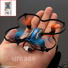 2.4Ghz 4CH 6-Axis GYRO Mini RC Quadcopter UFO Nano Drone 4D Stunt Fly Helicopter