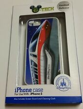Disney World Red Monorail 4 4S iPhone Case Limited Edition Retired