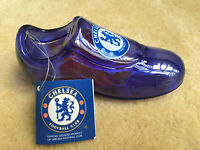 CHELSEA FC FOOTBALL BOOT(MONEY BOX) CAN BE FILLED WITH SWEETS