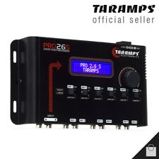 Taramps Pro 2.6 S Digital Audio Processor Equalizer Crossover - 3 Day Delivery
