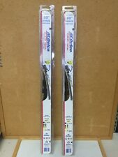 "2 ACDelco 20ACD 20"" Clear Vision Wiper Blades All Weather w/ Wear Indicator"