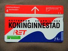 R 021 MINT Ongebruikt Nederland  -  Rotterdam / RET  Koninginnestad
