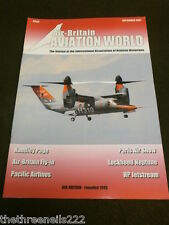 AIR BRITAIN AVIATION WORLD - PACIFIC AIRLINES - SEPT 2007