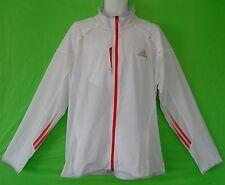 Adidas CLIMASPEED WOVEN Jacket Running Tennis Training miCoach Track Top~Mens XL