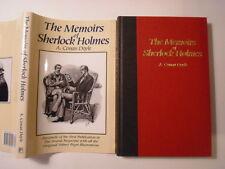The Memoirs of Sherlock Holmes, A Conan Doyle, DJ, Platinum Press, 1996