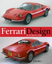 Ferrari Design (Pininfarina Scaglietti Vignale Zagato Enzo Dino) Buch book