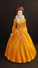 Royal Doulton Young Queens Queen Elizabeth I Hn 5704 New Hand Signed Doulton