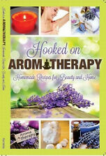 WHOLESALE Deal on 2 Recipe BOOKs for using Essential AROMATHERAPY oils Make Prod