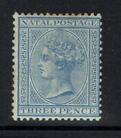 Natal SG# 100, Mint Hinged, Very Minor Gum Toning - Lot 012917