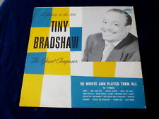 TINY BRADSHAW~ A GREAT COMPOSER~ VG+~ KING~REISSUE ~ R&B  LP