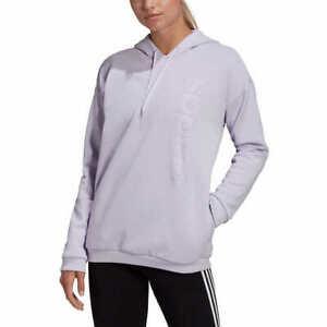 Adidas Gear Up Sweater Hoodie, Purple tint L