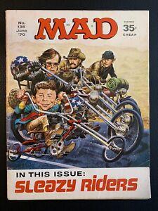 MAD Magazine number 135